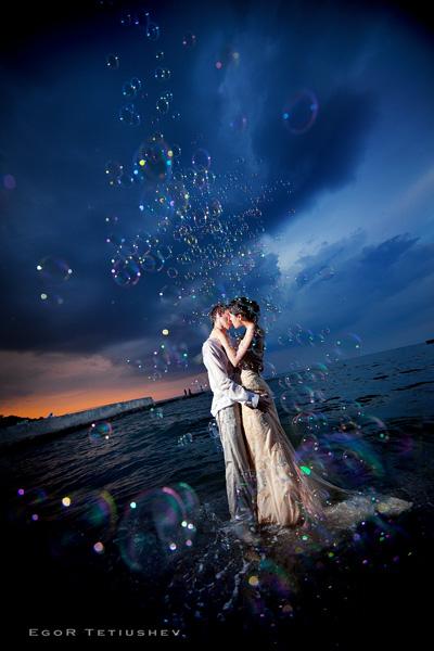 Егор Тетюшев Свадебная фотография.